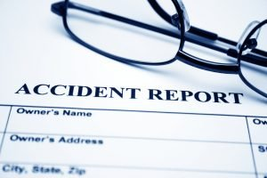 accident report -car accident cases