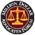 Million Dollar Advocates Home, plantation personal injury lawyer