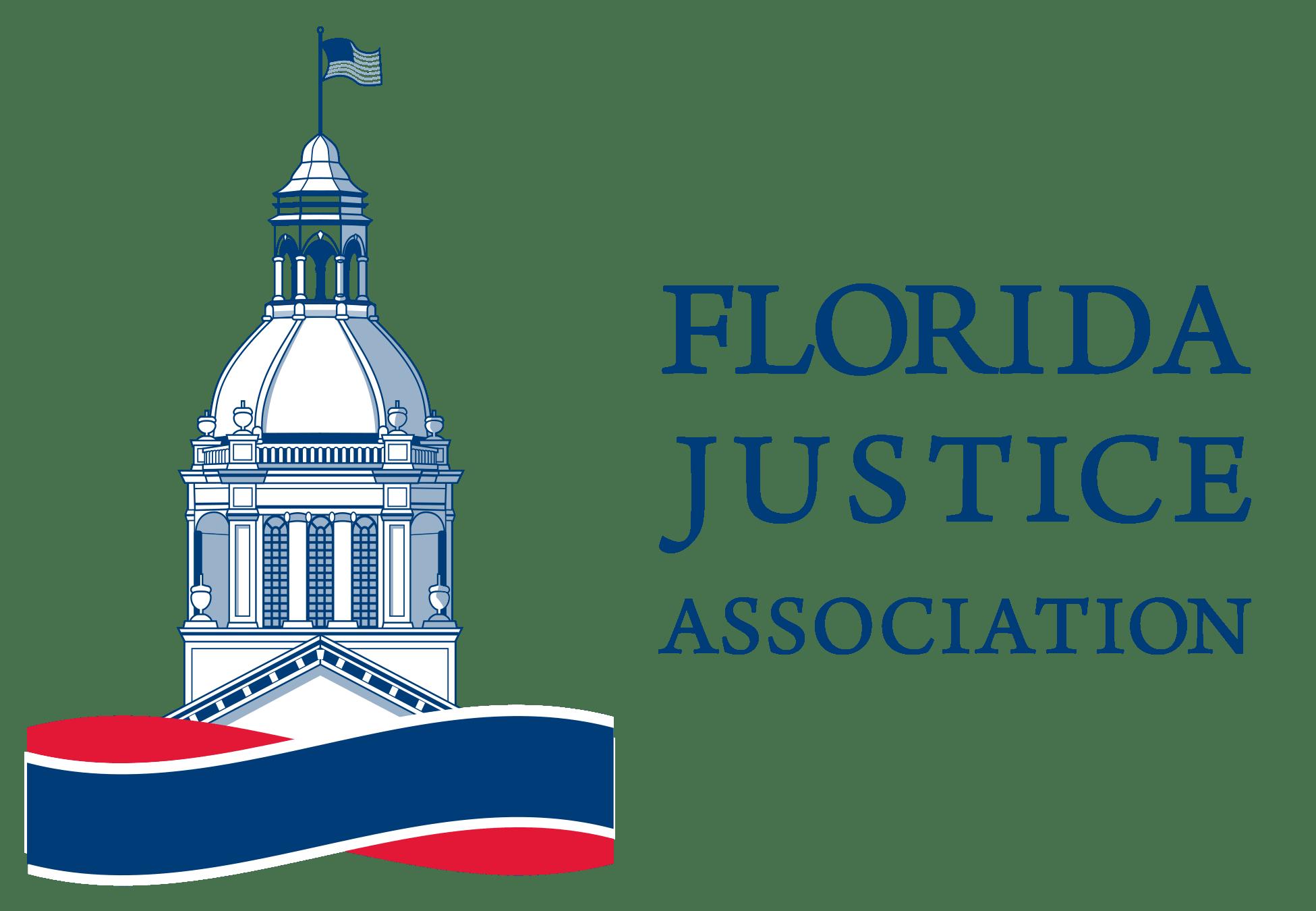 florida justice association logo