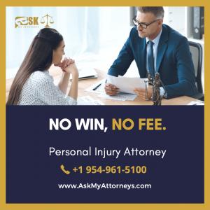 no win-no fee personal injury attorney plantation