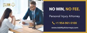 personal injury attorney froward county - no - win-no-fee