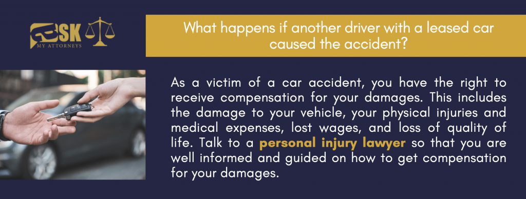 Leased Vehicle Accident